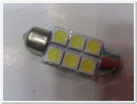 5050 6 LED 6 smd Festoon led 5050,compare high lumen 5730 led double brighter than 5050,festoon