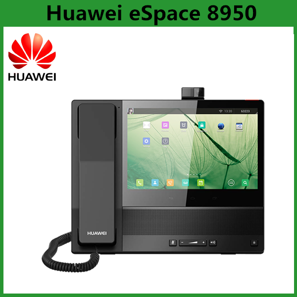 Huawei IP Phone espace 8950 Wifi SIP Skype VOIP Video Phone