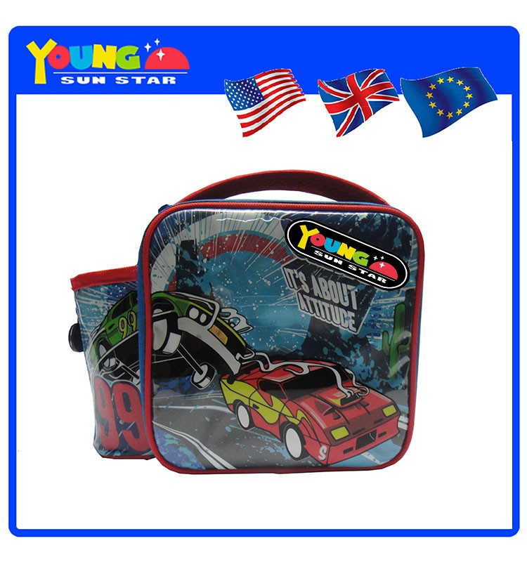 2016 Fashion Cooler bags lunch box for men or kids