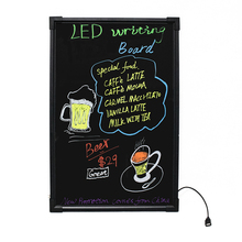 Alibaba express led board writing led light display advertising board led drawing tablet