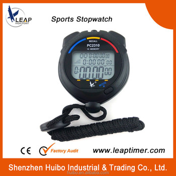 High quality large fitness training digital Advanced stopwatch