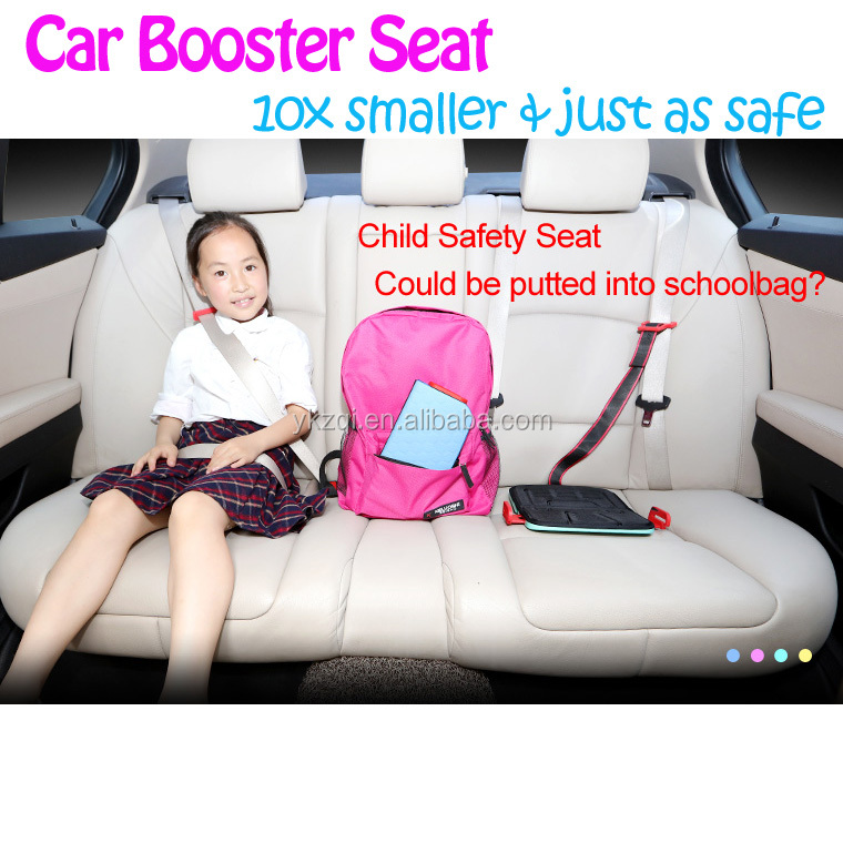 2016 BAMILA New Design Ultrathin and safe car booster seat