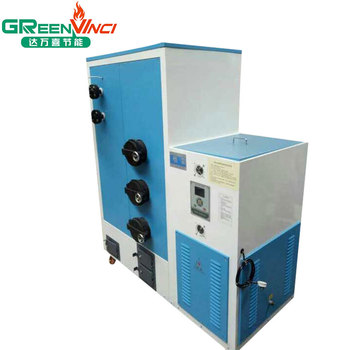 60-500 kg/h rated evaporation oversized biomass steam generator