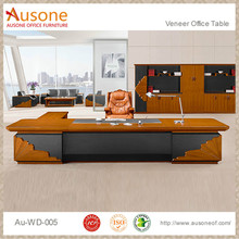 Classic Strong wearability antique wood office desk furniture