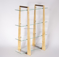 Finely Designed Acrylic 4 Tiers Tower Cup Cake Display Stand Rack