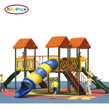 KINPLAY brand new high quality kids large outdoor playground equipment sale playground games