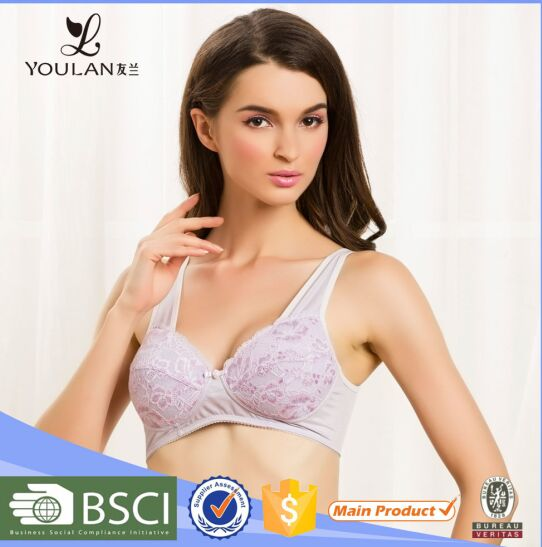 2015 New Product Popular Mature Lady Lace Hot Sex Womens Hot Sexy Xxxx Women Sport Bra