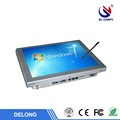 15 inch Fanless ip65 industrial touch pc with aluminum-alloy enclosure