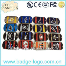 cheap wholesale custom dog tag in zinc