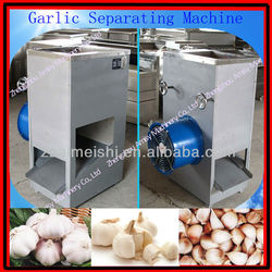 Garlic separating and peeling machine line //garlic processing production line equipments