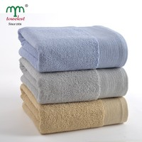 High Quality Beautiful Pakistan Bath Towels Pakistan Cotton Solid Terry China