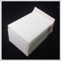 high quality white kraft bubble air envelope cushion wrap padded envelopes