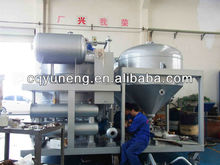 Supply Waste Black Oil Refining Plant Equipment