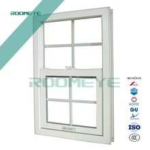 Upvc top hung sliding window with CE certification