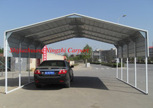 Car shed design india