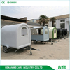 Factory price Multi-Functional ice cream food trailer