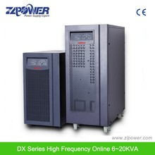 Zlpower Factory Direct 10 Kva Online Homage Inverter Ups With Long Backup Time