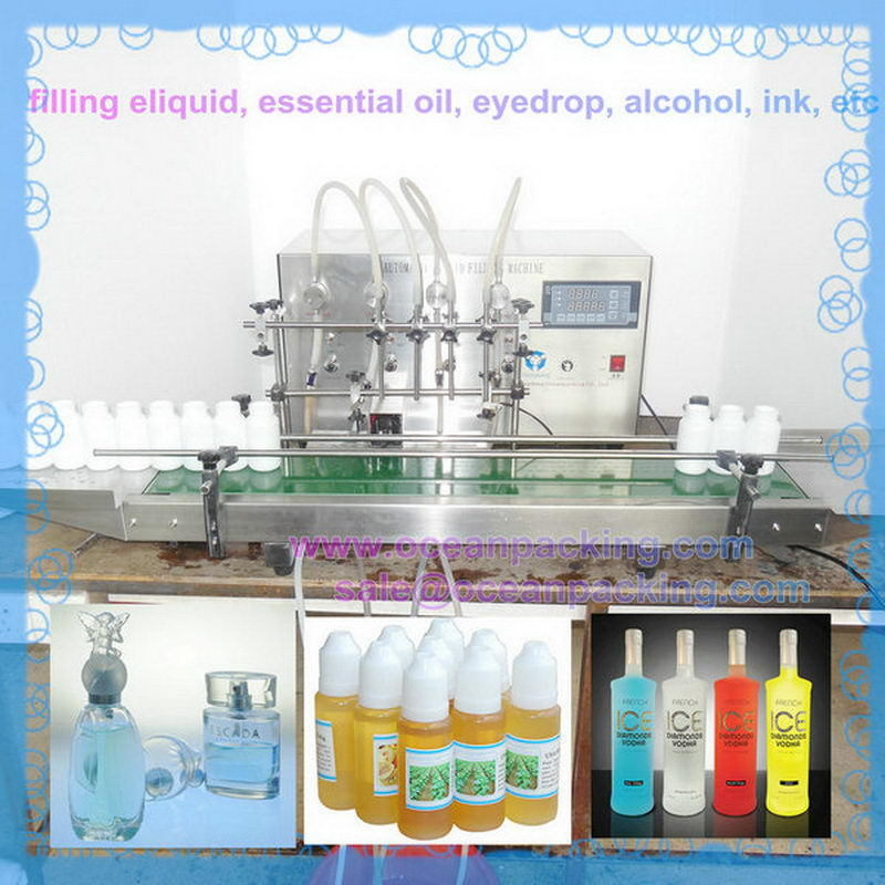 High quality new products small filling equipment machine