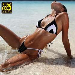 High Quality Custom Swimwear Hot Sex Young Girls Bikini In 2018