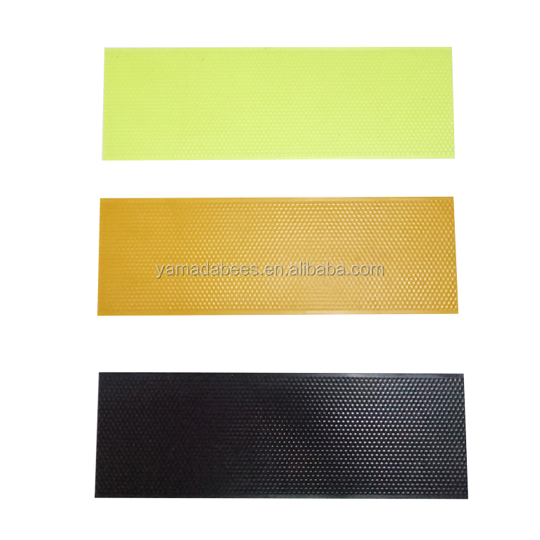 beekeeping tool plastic bee comb foundation in hot sale