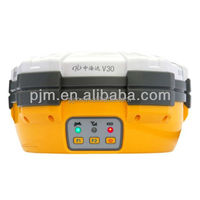2014 Best CHINA SELLING LAND RTK SURVEYING INSTRUMENT BASE AND ROVER HI TARGET V30 RTK GPS