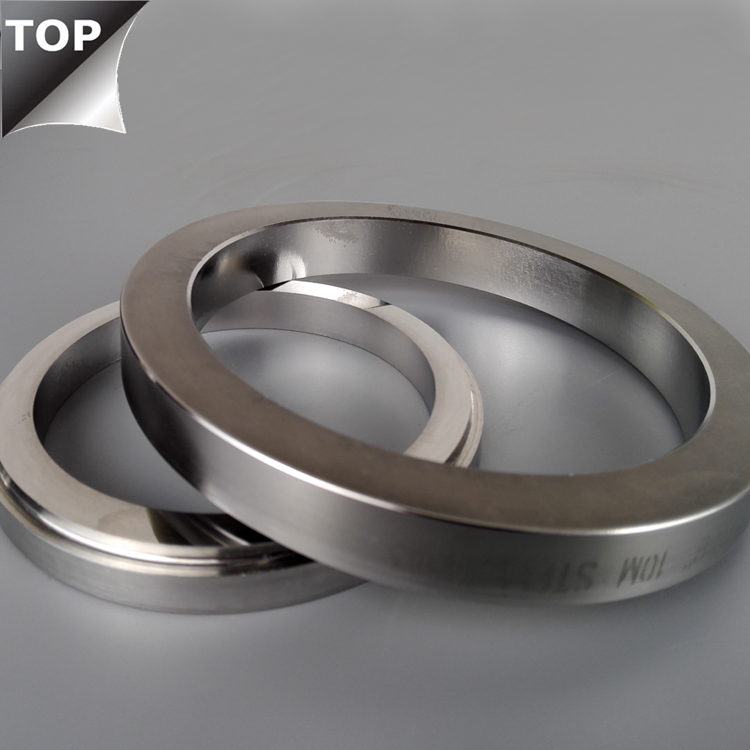 Superior Quality stellite cobalt-chromium-tungsten alloy teflon Ball Valve Seat Ring