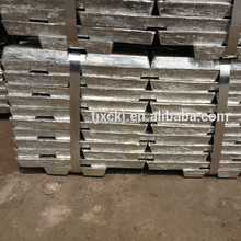 Factory supply zinc ingot 99.995 prices