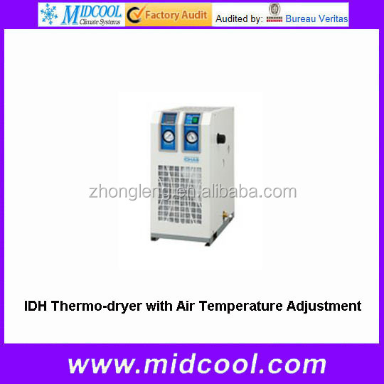 IDH Thermo-dryer with Air Temperature Adjustment