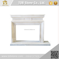 Modern popular micro marble fireplaces