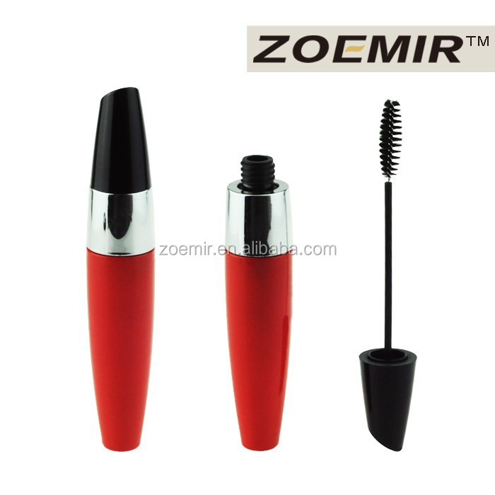 Mascara container, mascara soft tube, makeup container wholesale cosmetic packaging