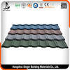 2015HOT&NEW!!! Zinc stone coated roofing shingle sheet price of construction/building materials