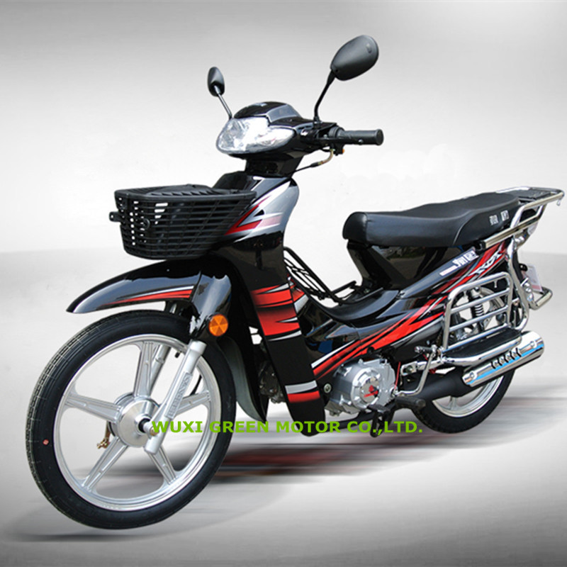 cub and moped motorcycle crypton 100cc