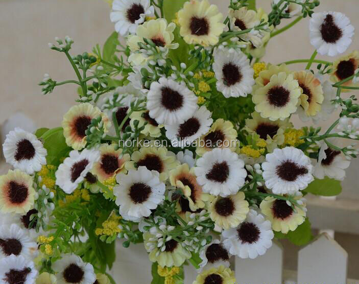 2014 Home decoration artificial flower bouquet