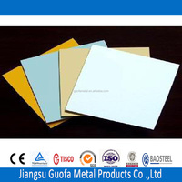Prepainted 5083 H32 2mm Thick White Aluminum Sheet