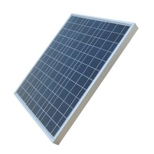 Poly factory supply price per watt 40w solar panel
