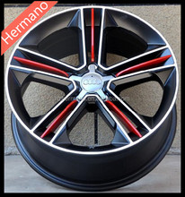 R18 Car alloy rims from china best selling