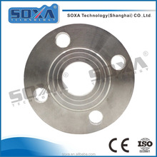 stainless steel natural gas pipe flange fittings and 2 inch wall mounted pipe flange