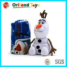 wholesale safed Fabric Customized Plush Toys holiday gift for kid