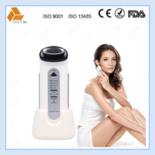 Everywhere it's beautiful portable face care electronical device like galvanic current facial equipment