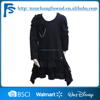 Hot Selling 2016 new design fashion design small girls dress