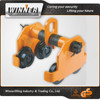 2015 new product Plain Trolley and hoist trolley wheels