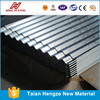 DX51D ZINC COATING/ GALVALUME Galvanized Corrugated Steel / Iron Roofing Sheets Metal Sheets BEST PRICE