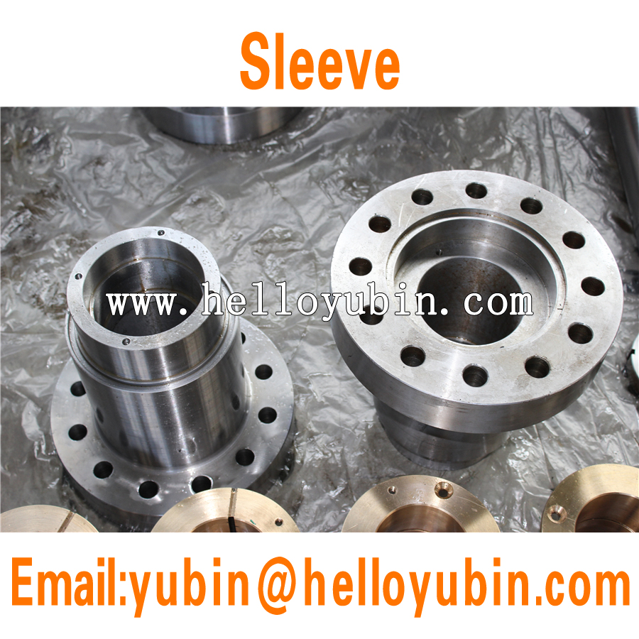 OEM/ODM high quality stainless steel shaft protecting sleeve
