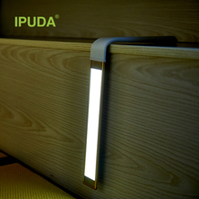 IPUDA led bed headboard reading light with flexible neck