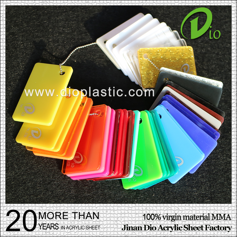 100 virgin pmma acrylic plastic glass sheet 6mm 8mm