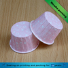 Disposable pink mini cupcake baking muffin cake paper cup
