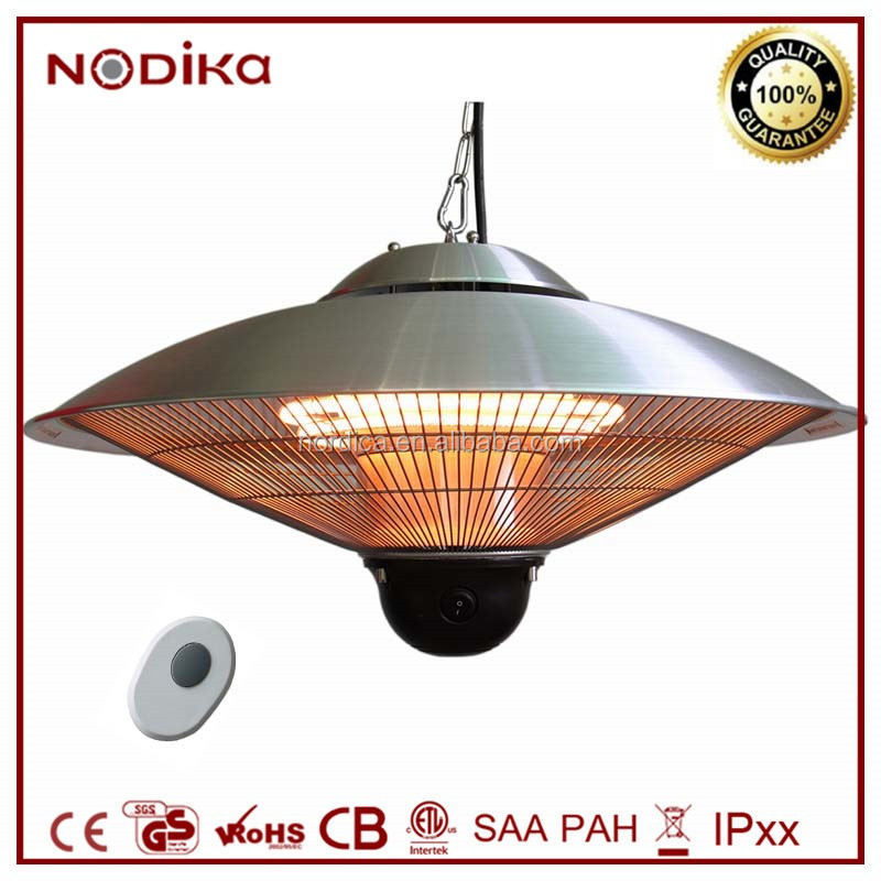 Infrared heater remote control Ceiling electric heater Garden outdoor Home <strong>Appliances</strong> Guangdong