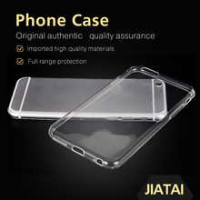 manufacturing 3d sublimation clear tpu mobile phone case for alcatel ot 4035d