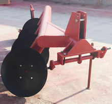 Made in China 26 inch blade 4 furrow disc plough