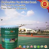 Professional Sports Court Rubber Floor Coating